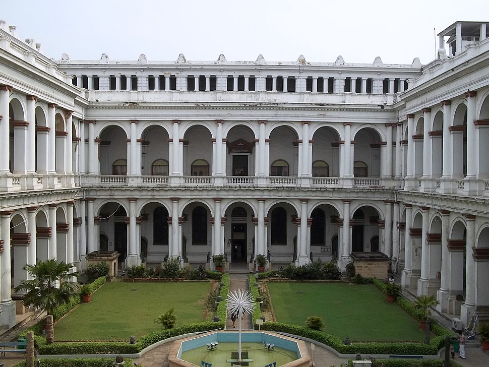 Indian Museum Interior View