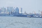Indian Navy- R22 INS Viraat, F39 INS Betwa (3959712574).jpg