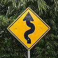 Indonesia Traffic-signs Warning-sign-04a.jpg
