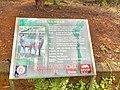 Infobox of Sambar Dear in Indira Gandhi Zoological park.jpg