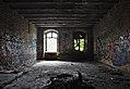 Inside an abandoned military building in Fort de la Chartreuse, Liege, Belgium (DSCF3346-hdr).jpg