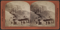 Instantaneous View of ice mountain and ice bridge, 1875, by Barker, George, 1844-1894.png