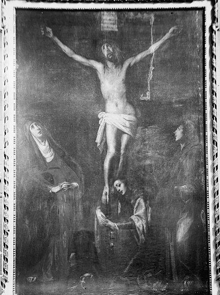 File:Interieur, schilderij in het noordportaal voorstellende de kruisiging - Maastricht - 20146610 - RCE.jpg