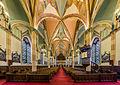 Interior of Assumption Church, Windsor, from nave, 2015-01-17.jpg