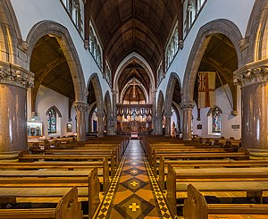Inverness Cathedral - Image: Inverness Cathedral Nave 1, Scotland, UK Diliff