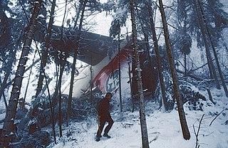 Invicta International Airlines Flight 435 1973 plane crash in Switzerland