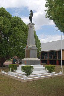 Ipswich Railway Workshops War Memorial