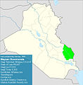 Iraqi parliamentary election, 2010 result-Meysan.jpg