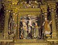 Irun - Iglesia de Nuestra señora del Juncal, retablo mayor 2.jpg