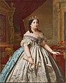 Isabel II, reina de España. (Museo del Prado).jpg