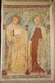 Isola Maggiore Chiesa Arcangelo Fresco1.JPG
