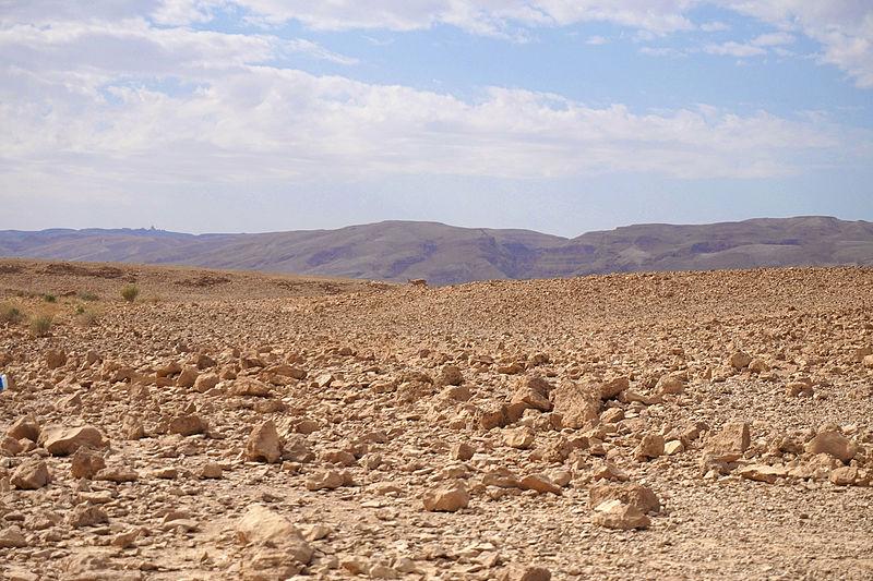 File:Israel - desert2.jpg