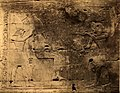 J.P. Sebah, Bas Relief, Abydos Temple, Egypt.jpg