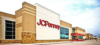 J. C. Penney - J. C. Penney big-box store in Houston, Texas in October 2009.