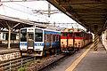 JRK trains at Nagasaki Station (48767881003).jpg