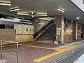 JR Shijonawate Station South Side Eastern Entrance.jpg