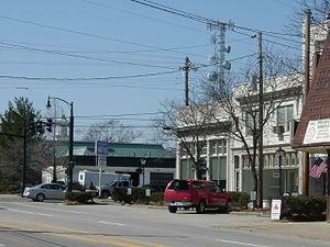Jeffersontown, Kentucky - Jeffersontown's Gaslight Square