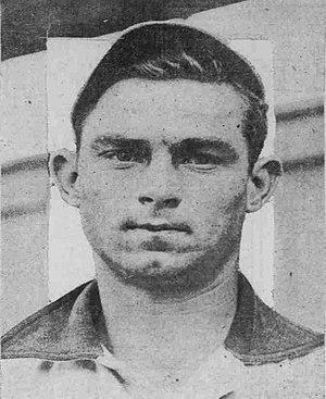 Jack Kibble - Image: Jack Kibble 1912