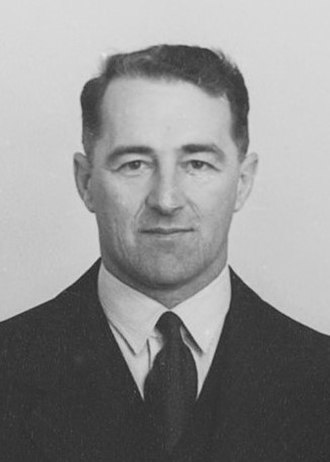 Jack Marshall - Jack Marshall as a Cabinet minister in 1951