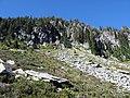 Jagged cliffs below Piccolo summit (1403017816).jpg