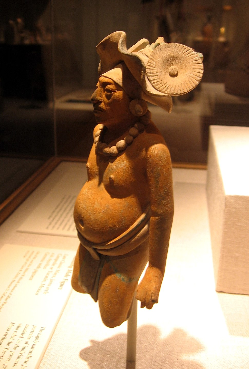 Jaina Island type figure, Art Institute