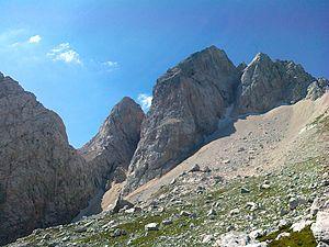 Klettersteig Julische Alpen : Klettersteig beschreibung spiksteig