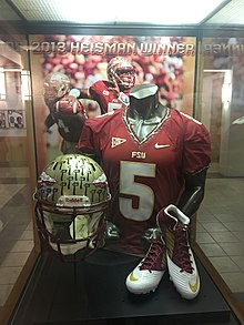 Jameis Winston Florida State Locker Room Speech