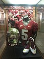Jameis Winston 2013 Heisman Winner display display at the Moore Athletic Center.jpg