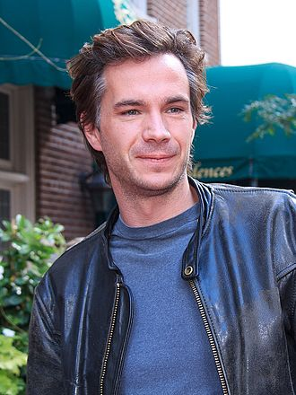 James D'Arcy - D'Arcy at the 2012 Toronto International Film Festival