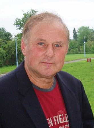 Jan Tomaszewski - Image: Jan Tomaszewski