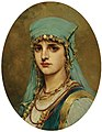 Jan Van Beers - The Egyptian beauty.jpeg