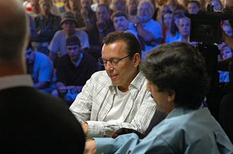 Jason Lester - Lester in the 2005 World Series of Poker