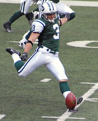Jay Feely - Feely in November 2008.