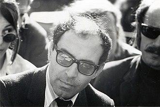 Jean-Luc Godard filmography - Jean-Luc Godard in 1968