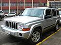Jeep Commander 3.7 Sport 2007 (10318163275).jpg