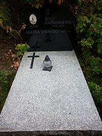 Jerzy Karaszkiewicz grób.JPG