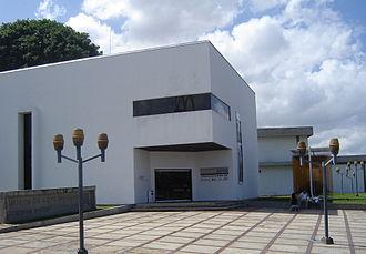 Jesús Soto Museum of Modern Art - Image: Jesús Soto Museum of Modern Art facade