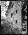 Jet Lowe, Photographer, June 1979. NORTH ELEVATION. - Womack's Mill, Yanceyville, Caswell County, NC HAER NC,17-YANV.V,3-4.tif