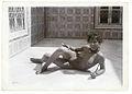 Jeune femme à la cigarette, vers 1904. Marcel Chatelain.jpg