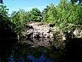 Jeziorko koło kamieniołomu w Vang - panoramio.jpg