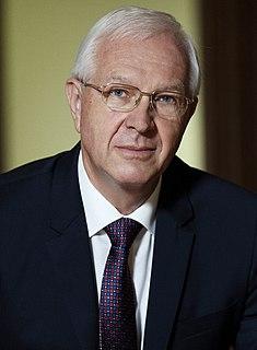 Jiří Drahoš Czech physical chemist and politician; 2018 presidential candidate