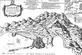 Stanley Lane-Poole - Jijel in 1664 by Stanley Lane-Poole