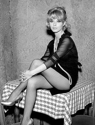 Jill Haworth - A guest appearance on The Rogues (1965)