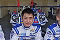 Jim Ka To Driver of KCMG Morgan Nissan (8667968167).jpg
