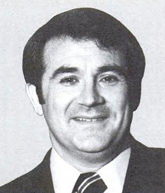 Jim Mattox - Then-U.S. Rep. Jim Mattox in 1979 in the Congressional Pictorial Directory