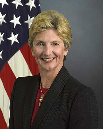 Under Secretary of Defense for Personnel and Readiness - Image: Jo Ann Rooney