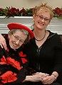 Jo Maeder with Mama Jo.jpg