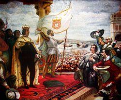 Veloso Salgado: Coronation of King João IV