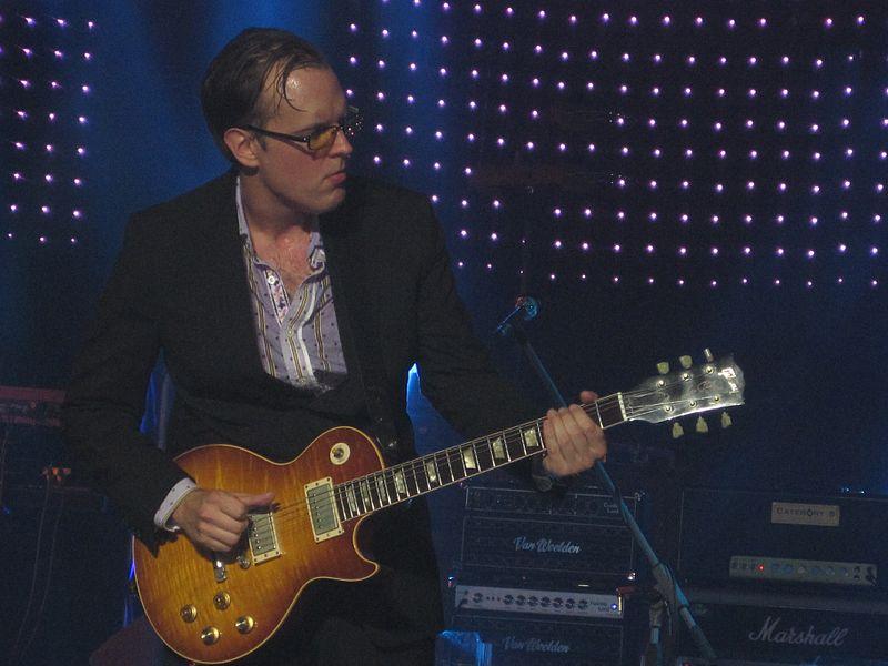 Joe Bonamassa e la Gibson Les Paul, possibilità timbriche