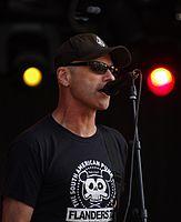 Joe Queer (The Queers) (Ruhrpott Rodeo 2013) IMGP7110 smial wp.jpg